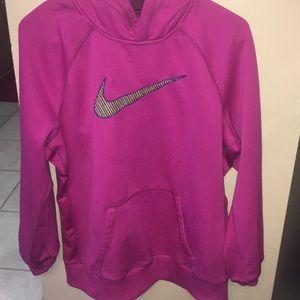 Nike hoodie size:XL